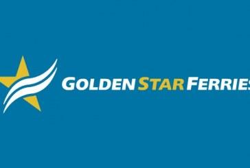 H Golden Star Ferries καλύπτει την αύξηση του ΦΠΑ και διατηρεί τις τιμές των εισιτηρίων