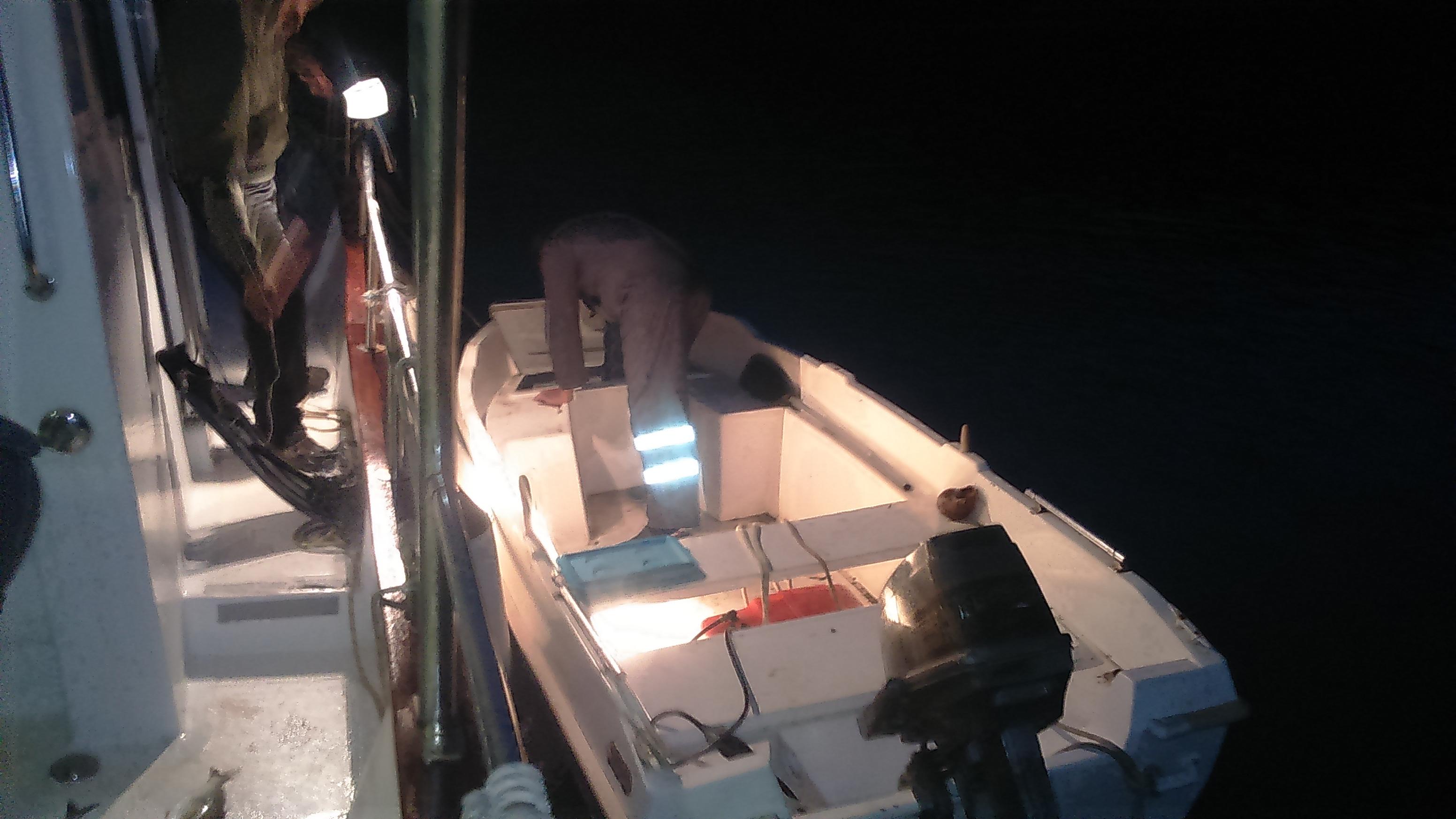 Επιχείρηση για υπόθεση παράνομης αλιείας