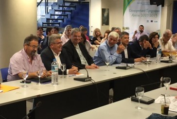 Συνεχής και συντονισμένος ο αγώνας της Περιφέρειας Νοτίου Αιγαίου για την αύξηση των πόρων του ΠΑΑ