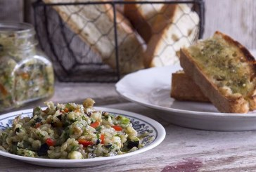 Σήμερα μαγειρεύουμε: Μελιτζανοσαλάτα