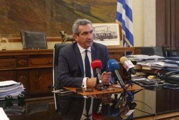 Επιστολή έντονης δυσαρέσκειας του Περιφερειάρχη Γιώργου Χατζημάρκου προς τον Υπουργό Αγροτικής Ανάπτυξης, για την πρόταση κατανομής των πόρων του ΠΑΑ στις Περιφέρειες