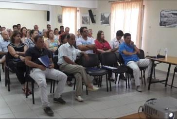 Στο νησί της Κω συνεχίστηκε η διαβούλευση για την ανάδειξη της Περιφέρειας Νοτίου Αιγαίου ως «Γαστρονομική Περιφέρεια της Ευρώπης 2019»