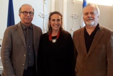 Συνάντηση Αντιπεριφερειάρχη Κυκλάδων με την Πρόξενο των Η.Π.Α στην Αθήνα