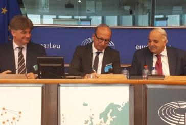 """Στο Ευρωπαϊκό Κοινοβούλιο στις Βρυξέλλες ο Αντιπεριφερειάρχης Κυκλάδων Γιώργος Λεονταρίτης για τα """"Εξυπνα νησιά"""""""