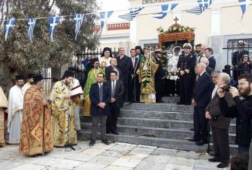 Το Πρόγραμμα του εορτασμού της Θεοσκεπάστου στην Άνδρο
