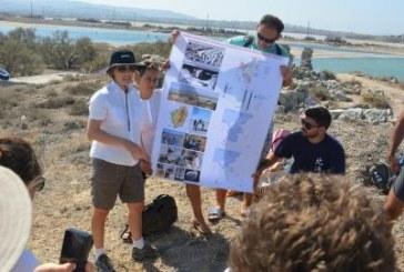 """Δήμος Νάξου: Σεμινάριο εντατικής εκπαίδευσης """"Μελέτη και αποκατάσταση περιβάλλοντος από φυσικές και ανθρωπογενείς καταστροφές"""""""