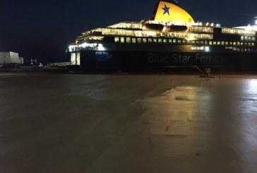 Ολοκληρώνονται τα έργα στο λιμάνι της Πάρου