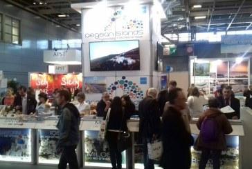 Το Νότιο Αιγαίο «κατακτά» τις τουριστικές αγορές τις Ευρώπης