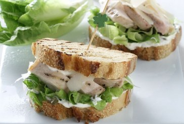 Σήμερα μαγειρεύουμε: Caesar σάντουιτς