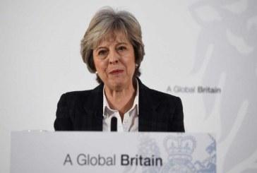 ΔΙΕΘΝΗ Μέι: Η Βρετανία θέλει να παραμείνει φίλη και σύμμαχος των ευρωπαϊκών χωρών