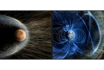 Η NASA προτείνει τη δημιουργία τεχνητού μαγνητικού πεδίου στον Άρη