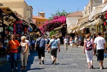 Αύξηση ρεκόρ στις προκρατήσεις Ρώσων τουριστών για διακοπές στην Ελλάδα