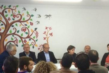 Διήμερη επίσκεψη του Αντιπεριφερειάρχη Κυκλάδων Γιώργου Λεονταρίτη στη Σαντορίνη
