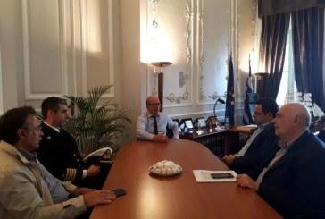 Συνάντηση του Αντιπεριφερειάρχη Κυκλάδων κ. Γεωργίου Λεονταρίτη με τον Υφυπουργό Ναυτιλίας και Νησιωτικής Πολιτικής κ. Νεκτάριο Σαντορινιό