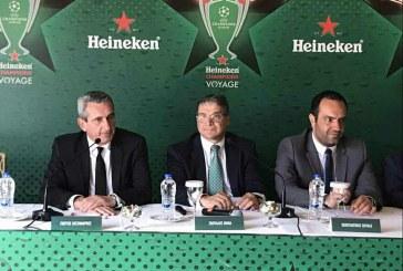 Στη Μύκονο η κορυφαία, παγκόσμια διοργάνωση Heineken Champions Voyage, στο πλαίσιο της χορηγίας της στο UEFA Champions League