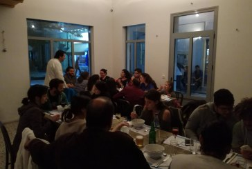 Άνδρος ΚοινΣΕπ: Μια υπέροχη βραδιά και πρεμιέρα για το πρωτότυπο γαστροσινεφιλικό project «Σινεμά στο πιάτο»