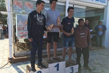 Πρωταθλητής Ελλάδος 2017 στο Techno Plus ο Λεωνίδας Τσορτανίδης