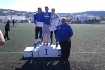 Διακρίσεις για τον Ανδριακό Όμιλο Φιλάθλων στο Διασυλλογικό πρωτάθλημα Παίδων-Κορασίδων 2017