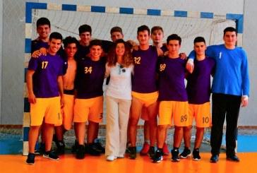 Τα «αστεράκια» του Γαυρίου «έλαμψαν» στους Σχολικούς Αγώνες Χειροσφαίρισης