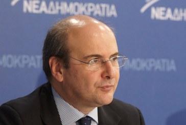 Κ. Χατζηδάκης: H κυβέρνηση παλεύει για να γυρίσει την χώρα εκεί όπου ήταν το 2014