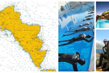 19 έως 22 Μαίου: Σεμινάριο Ελεύθερης Κατάδυσης για ψαροντουφεκάδες στην Άνδρο
