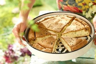 Σήμερα μαγειρεύουμε: Τυρόπιτα σε ζύμη ολικής