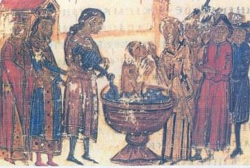 Αύριο Τετάρτη 5 Απριλίου το 2ο μέρος της παρουσίασης του επιμορφωτικού κύκλου «Το Μυστήριο του Βαπτίσματος» στον Ιερό Ναό Παναγίας Παλατιανής Χώρας Άνδρου