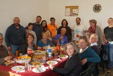 Μία αξέχαστη φιλοξενία στους Ολλανδούς εθελοντές από τον Πολιτιστικό Σύλλογο Κατακοίλου