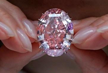 Κίνα: 71,2 εκατ. δολάρια για το διαμάντι «Pink Star»