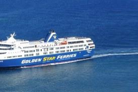 Τα δρομολόγια της Πρωτομαγιάς των πλοίων της Golden Star Ferries