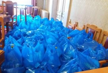 Τρόφιμα σε 460 συμπολίτες μας από την Περιφέρεια Νοτίου Αιγαίου, μέσω του Κοινωνικού Παντοπωλείου