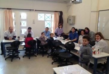Προληπτικός οδοντιατρικός και ορθοδοντικός έλεγχος στούς μαθητές της Άνδρου