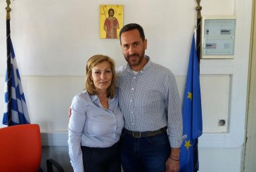Η  Χαρούλα Γιασιράνη ανέλαβε και επισήμως, τον Τομέα του Δια Βίου Μάθησης, στην Περιφέρεια Νοτίου Αιγαίου