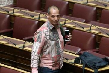 Βαρουφάκης: Προανήγγειλε κάθοδο στις ευρωεκλογές