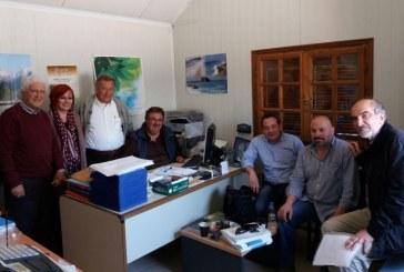 Σύσκεψη στο Περιφερειακό Φυτώριο Νοτίου Αιγαίου για την στήριξη του ΚΟΙΣΠΕ Λέρου