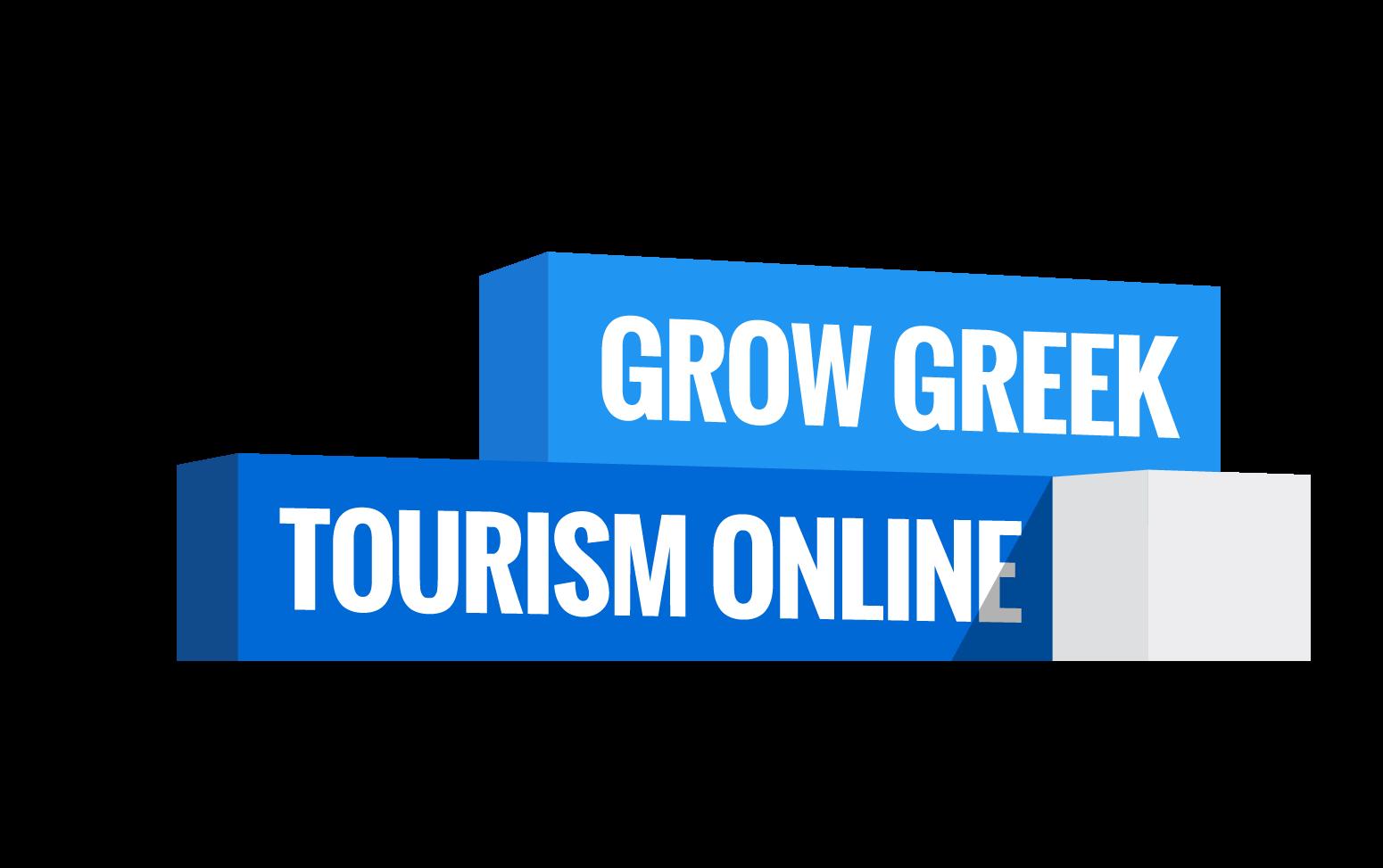Grow Greek Tourism Online logo