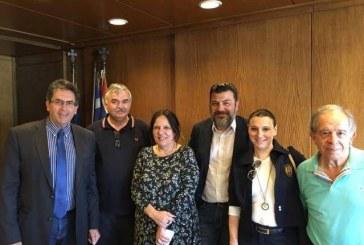 Συνάντηση για τη διακίνηση ναξιακών προϊόντων στου Ψυρρή την πασχαλινή περίοδο