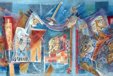 Με αρώματα Βυζαντίνου τα ποιητικά βραβεία στο Ευρωπαϊκό Κέντρο Τέχνης