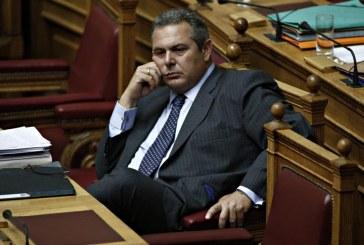 Σήμερα η «μάχη» Π. Καμμένου με Άδ. Γεωργιάδη στη Βουλή
