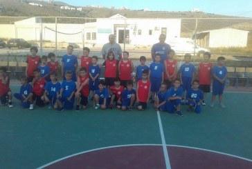 Αφιερωμένο στη μνήμη του προπονητή Γιώργου Μουζάκη: Με επιτυχία το τουρνουά μπάσκετ του ΑΟ Άνδρου στο Γαύριο
