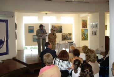 Η τέχνη του Αιγαίου ταξίδεψε στο Φλοίσβο