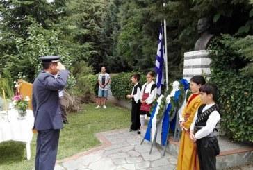 """""""Ενωσις Ανδρίων: Στη μνήμη του ήρωα Συνταγματάρχη Αντωνίου Καμπάνη"""