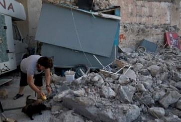 Ακατάλληλα κρίθηκαν 52 κτίρια στην Κω έπειτα από τον σεισμό των 6,6 Ρίχτερ