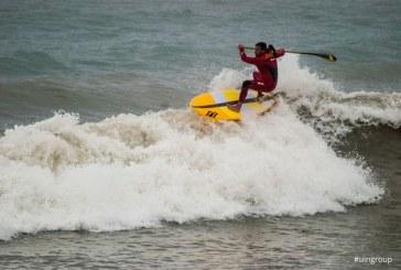 Γιώργος Φράγκος: Ο Ανδριώτης πρωταθλητής του SUP ξέρει πώς θα γυμναστείς στις διακοπές