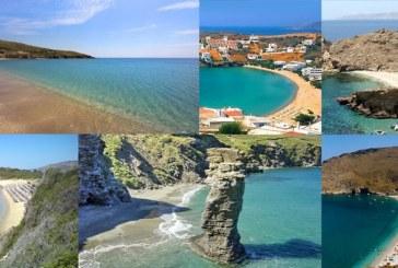Αφιέρωμα από το «Πρώτο Θέμα»: Οι καλύτερες παραλίες της Άνδρου