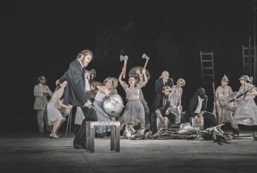 Διεθνές Φεστιβάλ Άνδρου: «Επτά επί Θήβας» Αισχύλου- Κρατικό Θέατρο Βορείου Ελλάδος