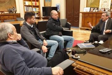 Δέσμευση του Περιφερειάρχη για τον εκσυγχρονισμό του εξοπλισμού του Λιμενικού Σώματος, όπως έγινε με το Πυροσβεστικό Σώμα και την Ελληνική Αστυνομία