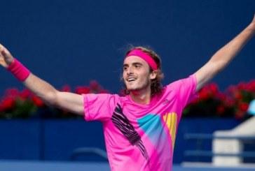 Τένις: H ATP καταργεί τα μεγάλα διαλείμματα μετά τον σάλο με τον Τσιτσιπά