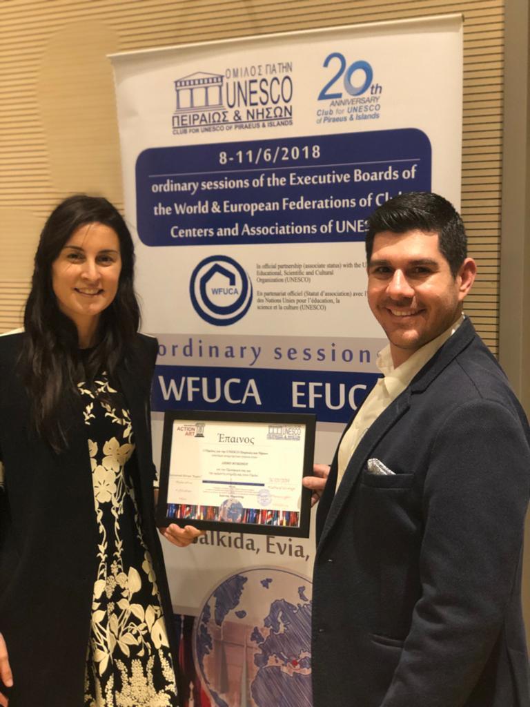 UNESCO 2019 2