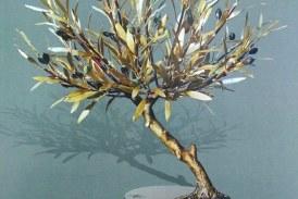 Ελαιόδεντρα του γλύπτη Άγγελου Παναγιωτίδη θα φιλοξενηθούν στο Μουσείο Ελιάς στον Πιτροφό